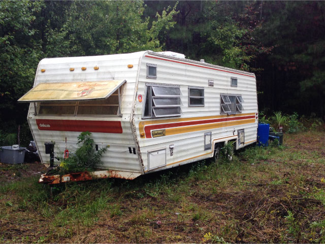 Huricane Travel Trailer