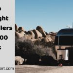 13 Ultra Lightweight Travel Trailers Under 2000 Pounds