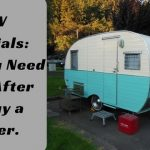 15 RV Essentials: What You Need to Buy After You Buy a Camper.