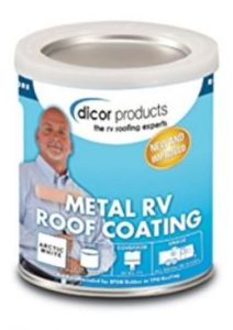 Dicor RPMRC 1 Elastomeric RV Roof Coating