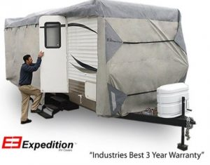 Expedition RV Trailer Cover