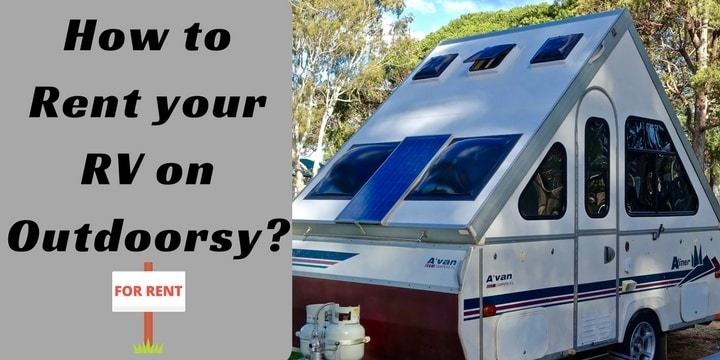 How to Rent your RV on Outdoorsy_