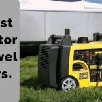 The Best Generator For Travel Trailers(In My Opinion)