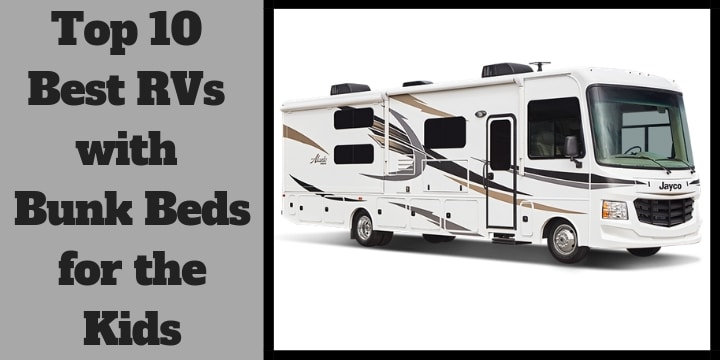 RVs with Bunk Beds