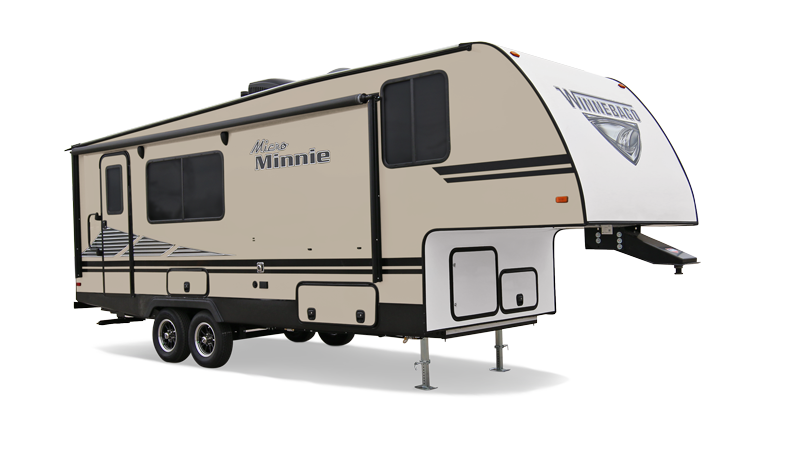 Winnebago fifth wheel
