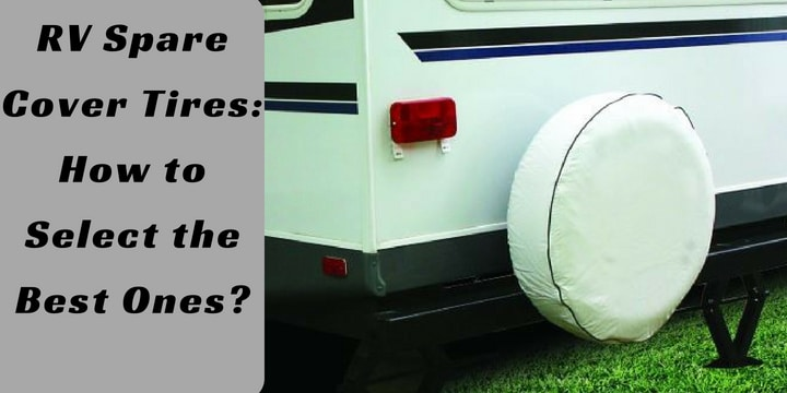 RV Spare Cover Tires