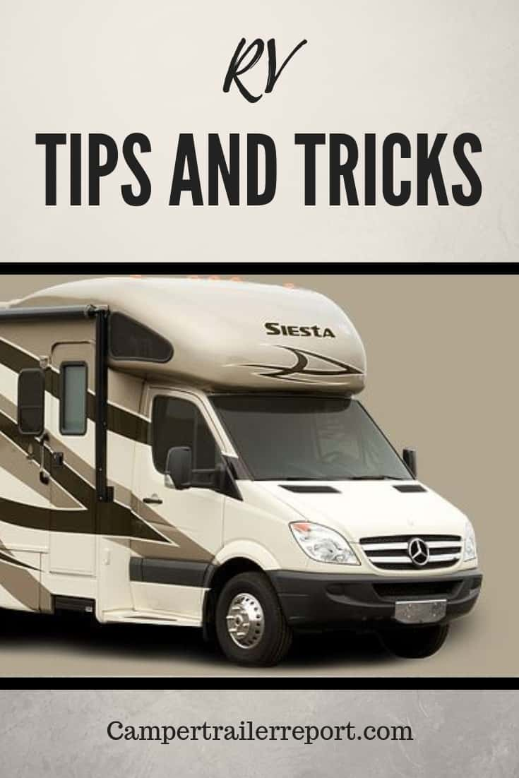 Top 20 RV Towing Tips