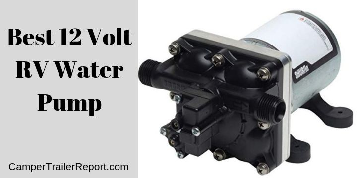 12 Volt RV pump