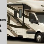 6 Best Small Motorhomes You Can Ever Get.