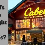 Can RVs Camp Overnight at Cabela's?