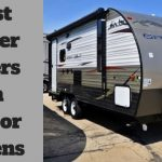8 Best Camper Trailers with Outdoor Kitchens