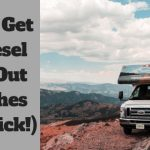 How to Get the Diesel Smell Out of Your Clothes?