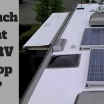 How much Weight Can A RV Roof Top Hold?