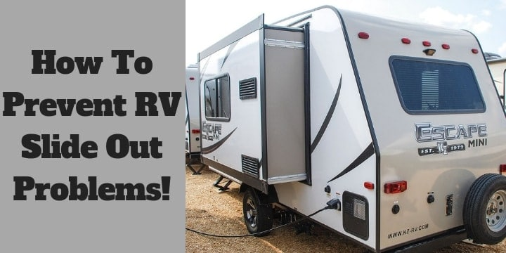 How to Prevent RV Slide Out Problems