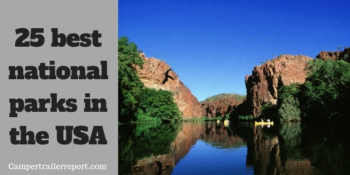 best national parks in the USA