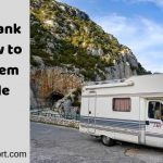RV Black Tank Odors: How to remove them in 2 simple steps?