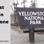 The Best Spots in Yellowstone Park.