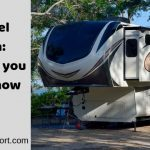 5th Wheel Caravan: Everything you need to know