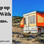 6 Best Pop up Campers With Bathrooms.