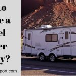 How to Charge a Travel Trailer Battery?