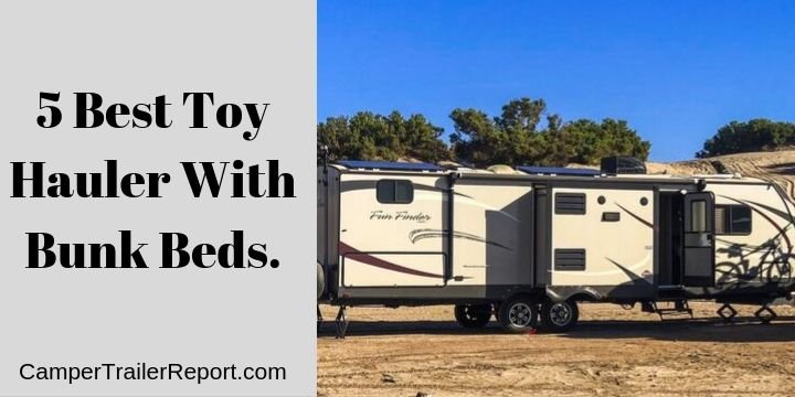 5 best Toy Hauler Manufacturers_