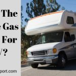What Is The Average Gas Mileage For An RV?