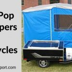 8 Best Pop Up Campers for Motorcycles