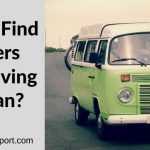 How To Find Showers When Living In A Van?