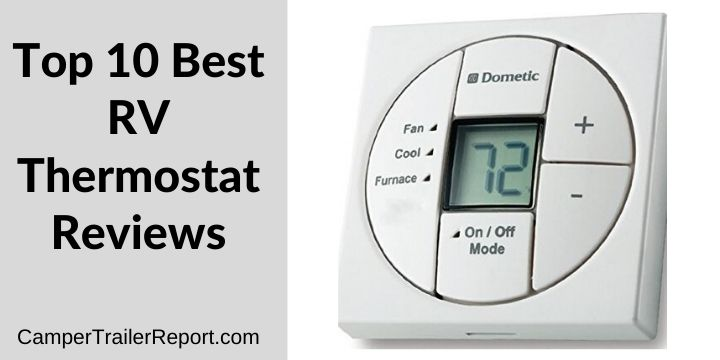 Top 10 Best RV Thermostat Reviews