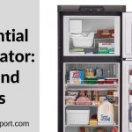 RV Residential Refrigerator: Pros and Cons