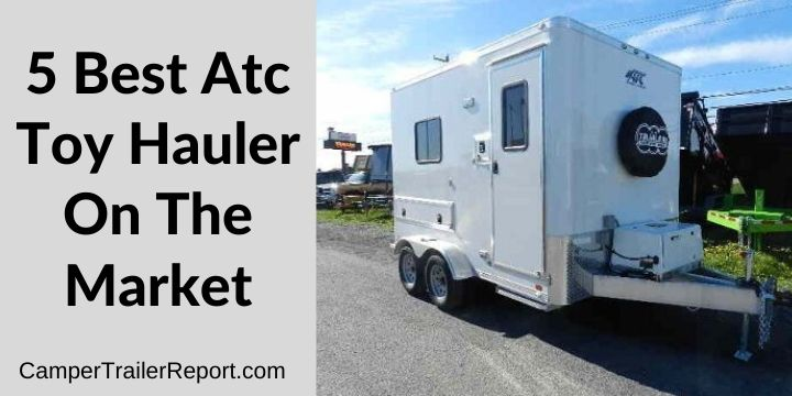 5 Best Class A Toy Hauler On The Market.