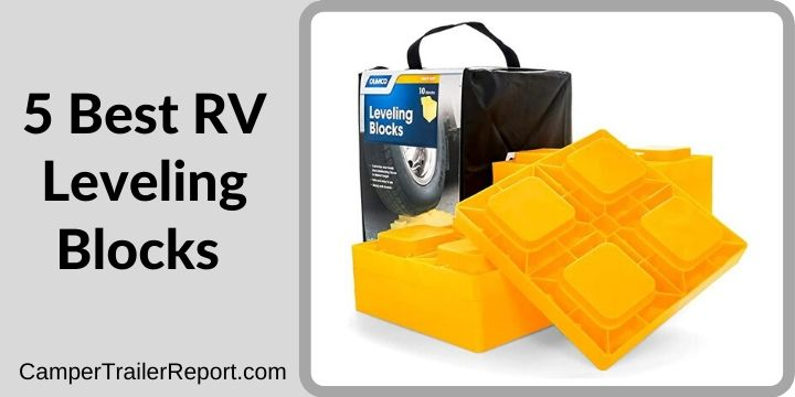 5 Best RV Leveling Blocks
